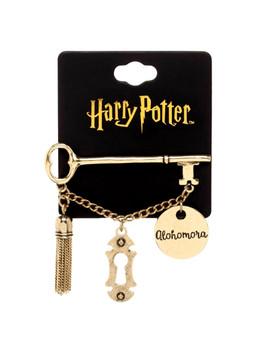 Harry Potter Alahomora Lapel Pin