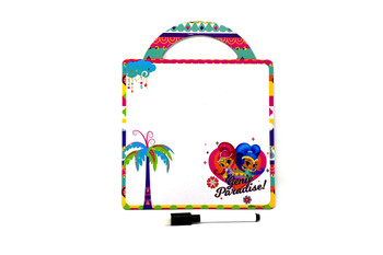 Shimmer and Shine Dry-Erase Board