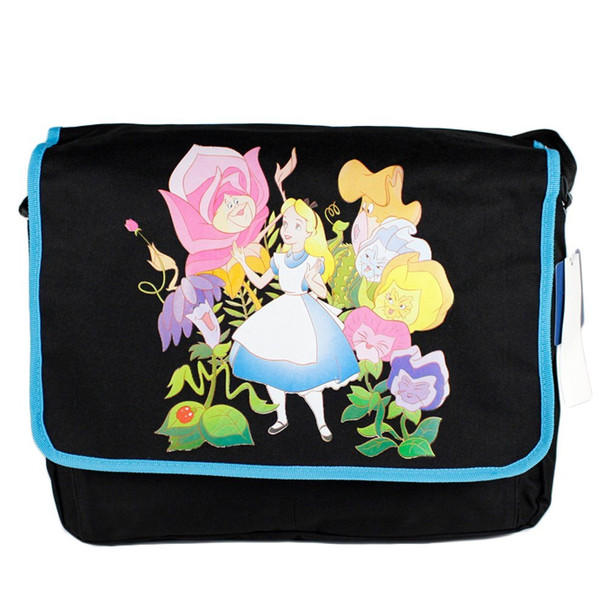 Disney Alice in Wonderland Large Messenger Bag