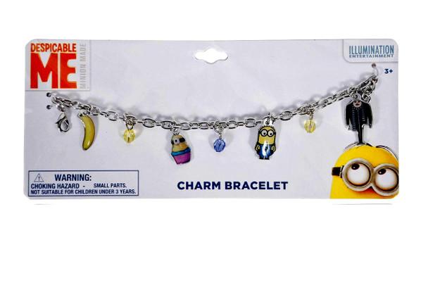 Despicable Me Charm Bracelet