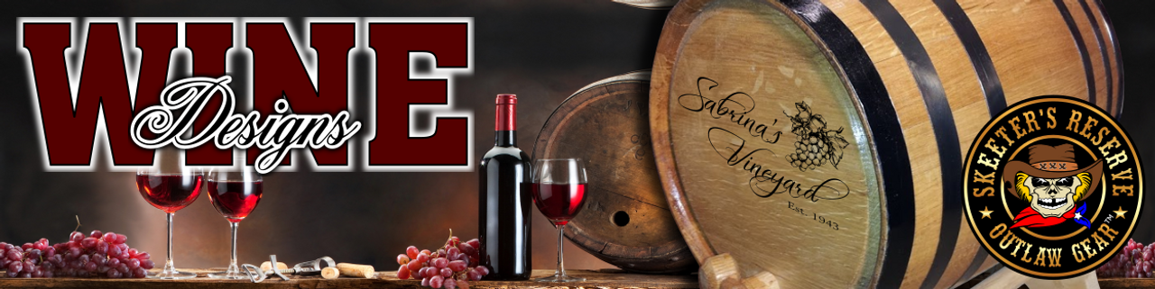 Wine Designs (Kit)