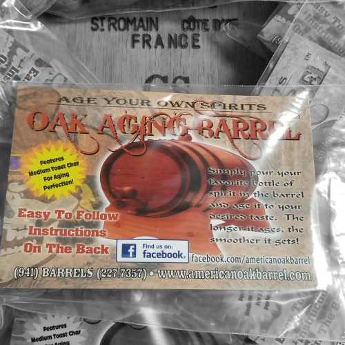 Replacement Gear Bundle - Aging Barrel Insert