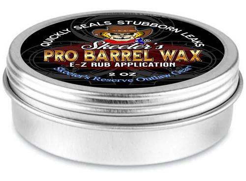 Skeeter's Pro Barrel Wax - E-Z Rub Application (2 oz)