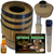 Infusion Humidor Cigar Barrel™ from Skeeter's Reserve Outlaw Gear™ - MADE BY American Oak Barrel™ - Golden Tequila