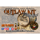 Personalized Outlaw Kit™ (300) Handcrafted Fine Rum - Create Your Own Spirits