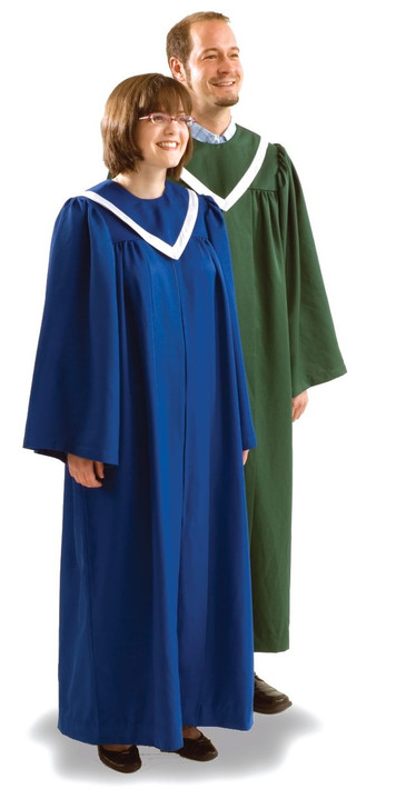 ca60a89565 Quality Adult Choir Robes with matching Stoles - from MyChoirRobes