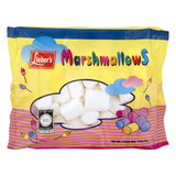Lieber's White Marshmallows, 142g