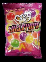 Oneg Family Pack Lollipops , 24 Oz