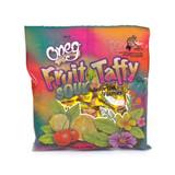 Oneg Sour Fruit Taffy, 7 Oz