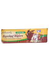 Goldbaum's Milk Chocolate Coated Hazelnut Wafers, 110g