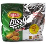 Osem Xtra Long Onion Bissli Family 6pk, 28g