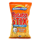 Golden Fluff Barbeque Potato Stix, 170g
