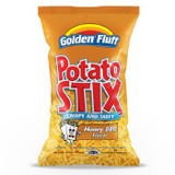 Golden Fluff Honey BBQ Potato Stix, 170g