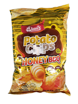 Bloom's Honey BBQ Potato Chips, 397g