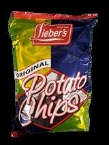 Lieber's Original Potato Chips, 368g