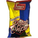 Lieber's Original Potato Chips, 141g