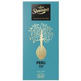 Shneider's Peru 73% Dark Chocolate, 100g
