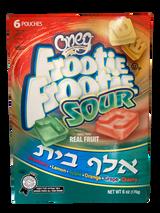 Oneg Frootie Frootie Sour, 6oz