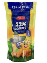 Lieber's Alef Beis Cookies Family Pack, 170g