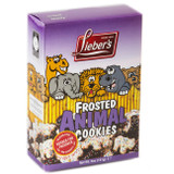 Lieber's Frosted Animal Cookies, 141g