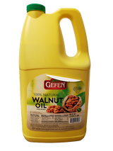 Gefen 100% Natural Walnut Oil, 2.83l