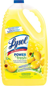 Lysol Multi-Surface Cleaner, 4.26l