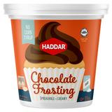 Haddar Chocolate Frosting, 283g