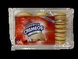 Lieber's Sandwich Cremeos Vanilla, 284g