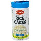 Galil Rice Cakes With No Salt Thin, 100g