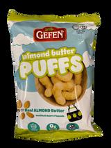 Gefen Almond Butter Puffs, 55g