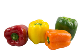 Chenail Assorted Color Peppers, 4pk