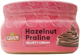 Gefen Hazelnut Praline Velvety Cream Spread, 340g
