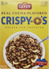 Gefen Real Cocoa-Flavored Crispy-Os, 187g