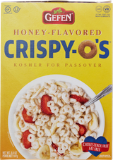 Gefen Honey-Flavored Crispy-Os, 187g