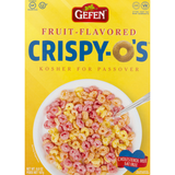 Gefen Fruit-Flavored Crispy-Os, 187g