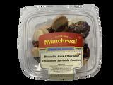 Munchreal Chocolate Sprinkle Cookies, 283g