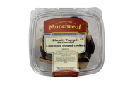 Munchreal Chocolate Dipped Cookies, 283g