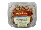 Munchreal Candy Cookies, 283g