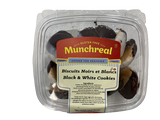 Munchreal Black and White Cookies, 283g