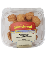 Munchreal Coconut Macaroons, 283g