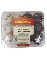 Munchreal Mini Cup Cakes, 283g