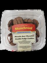 Munchreal Double Fudge Cookies, 283g