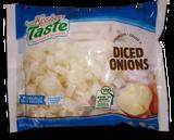 Kosher Taste Diced Onions, 453g