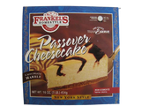 Frankel's Passover Chocolate Marble Cheesecake, 454g