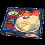Golden Taste Kosher For Passover Cheese Blintzes, 12 Oz