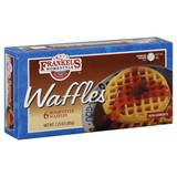 Frankel's Waffles, 6pk
