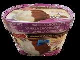 Klein's Dairy-Free Vanilla Chocolate Ice Cream, 1.65l
