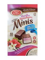 Klein's Dairy Free Vanilla Strawberry Flavored Minis, 32pk