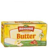 Mehadrin Unsalted Butter, 454g