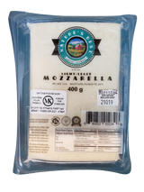 Natures Best Light Mozzarella Cheese 400g